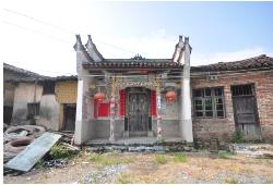 卢阳朱氏家庙
