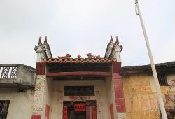 西岭杨氏宗祠