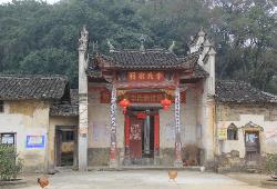 新坡李氏宗祠