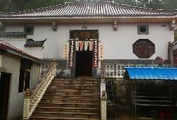 岳西汪公庙
