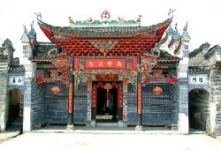 金山卢氏家庙