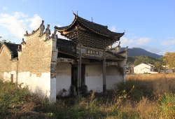 淇江黄氏家庙