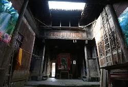 霞西镇汤氏宗祠